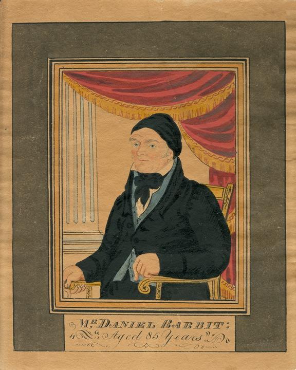 Babbit portrait