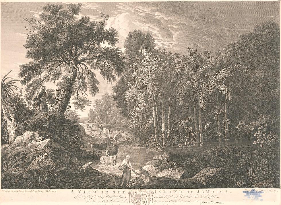 Island of Jamaica