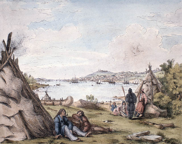 Indigenous community Halifax