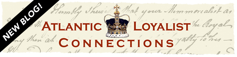 Atlantic Loyalist Connections blog