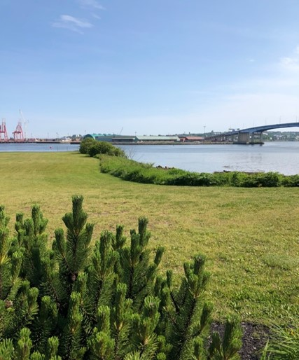 Saint John waterfront