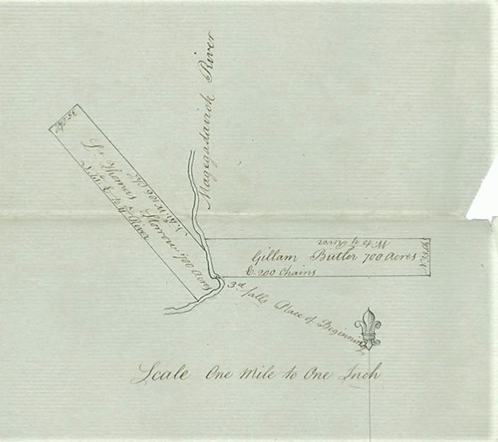Butler Land Grant