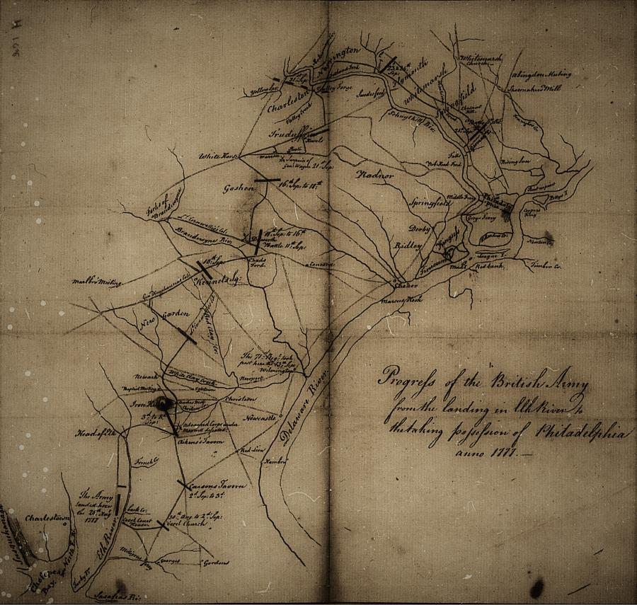 Andre's Map