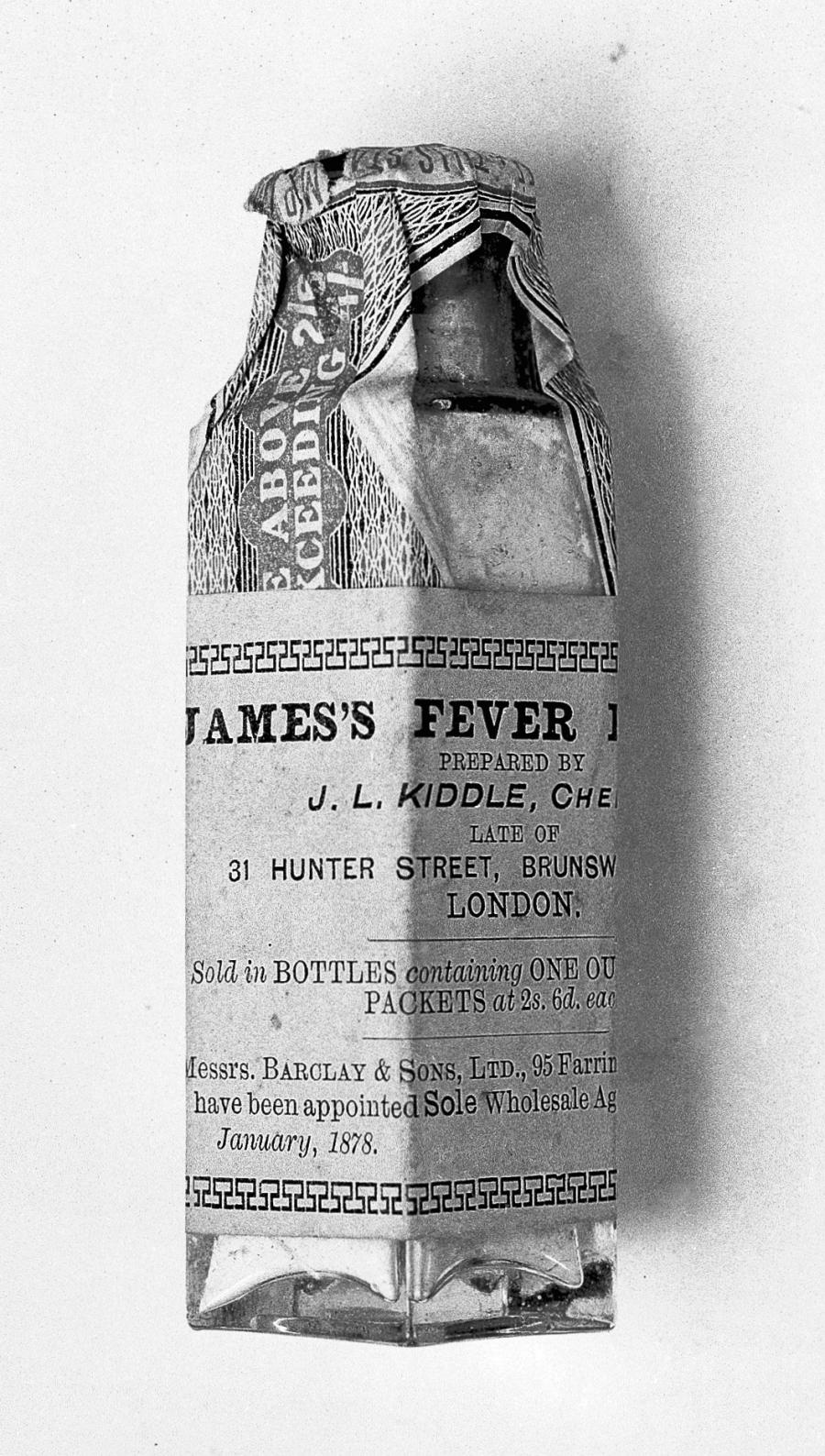 Dr. James's Fever Powder