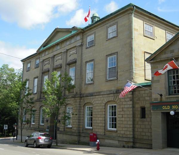 Saint John Court House