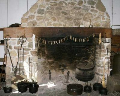 Ingraham hearth
