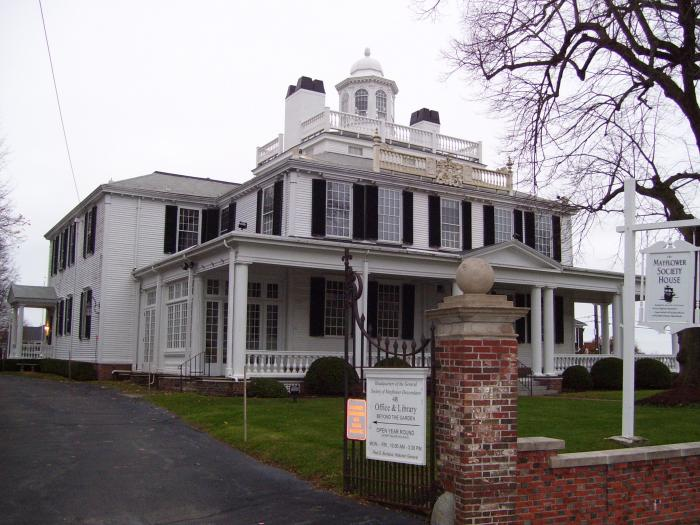 Winslow home Plymouth