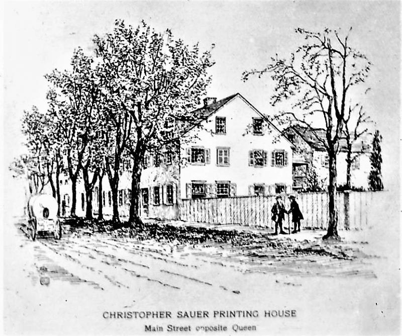 Sower House Germantown