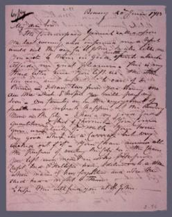 Winslow Letter After