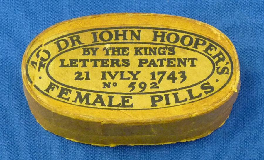 Hooper's Female Pills