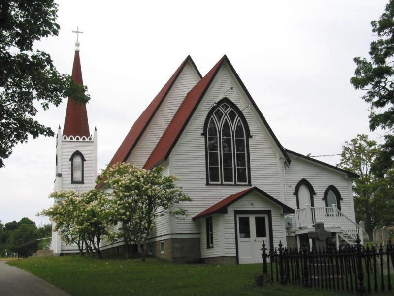 St. John Gagetown